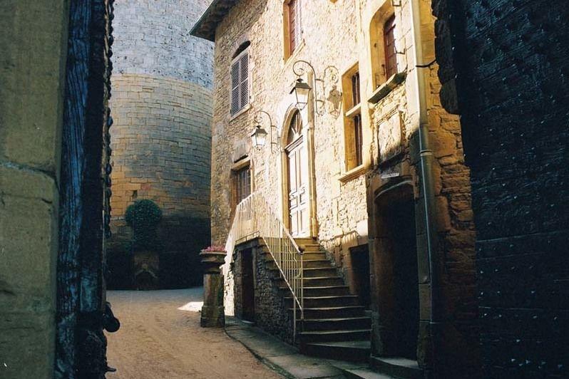 Chateau de Chessy Rhone - Le Château de Chessy (4)