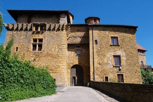 Chateau de Chessy Rhone - Le Château de Chessy (5)