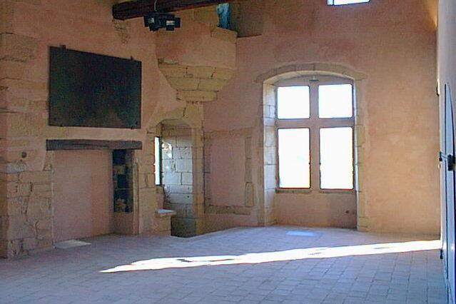 Chateau de Chessy Rhone - Le Château de Chessy (6)