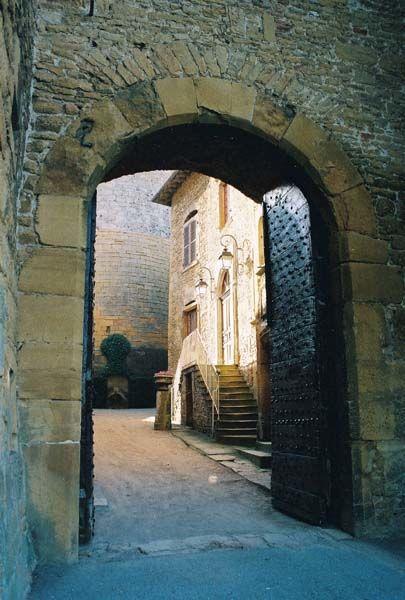 Chateau de Chessy Rhone - Le Château de Chessy (7)