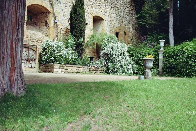 Chateau de Chessy Rhone - Parc du Château (3)