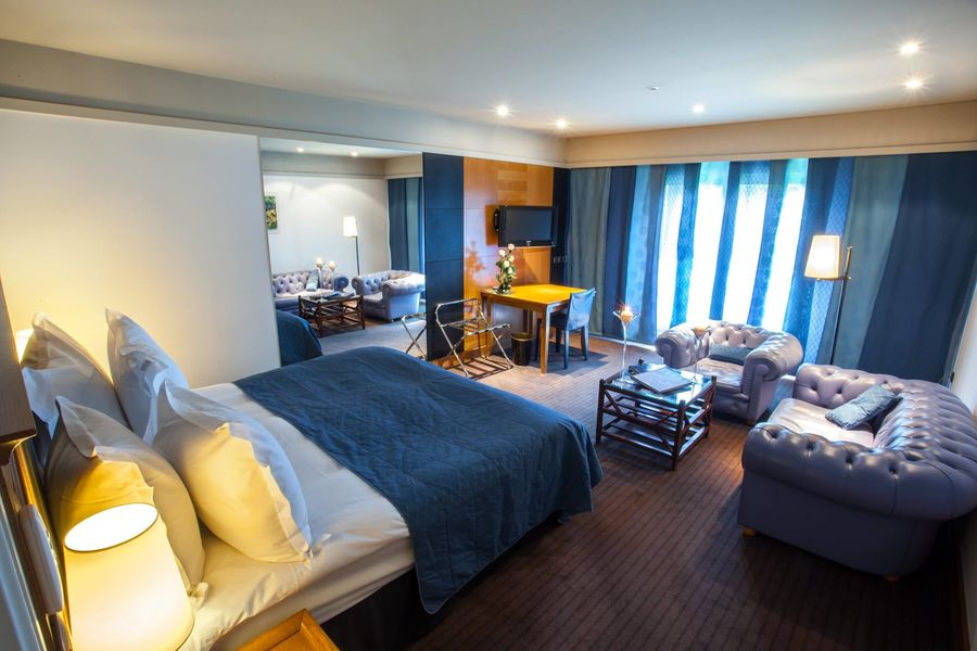 Hotel Restaurant Baud - Chambre (1)