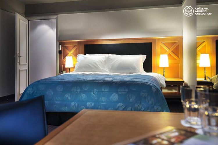 Hotel Restaurant Baud - Chambre (2)