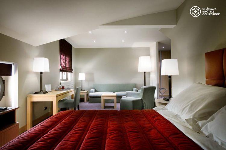 Hotel Restaurant Baud - Chambre (3)
