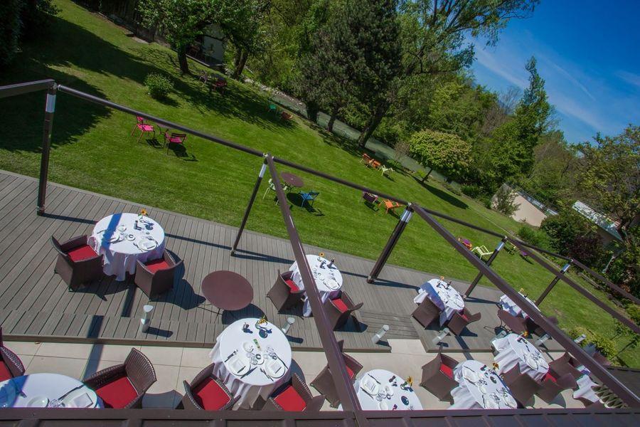 Hotel Restaurant Baud - La Terrasse (1)