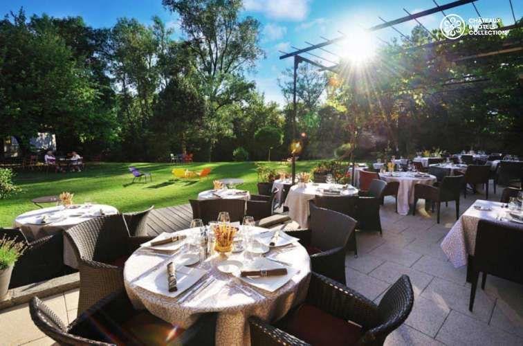 Hotel Restaurant Baud - La Terrasse (2)