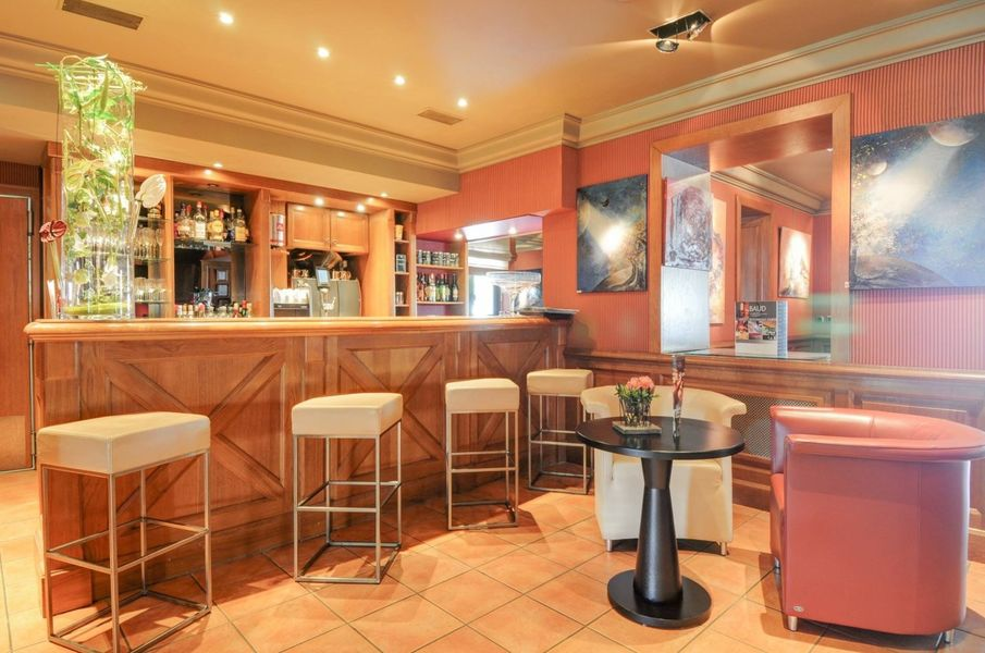 Hotel Restaurant Baud - Le Bar