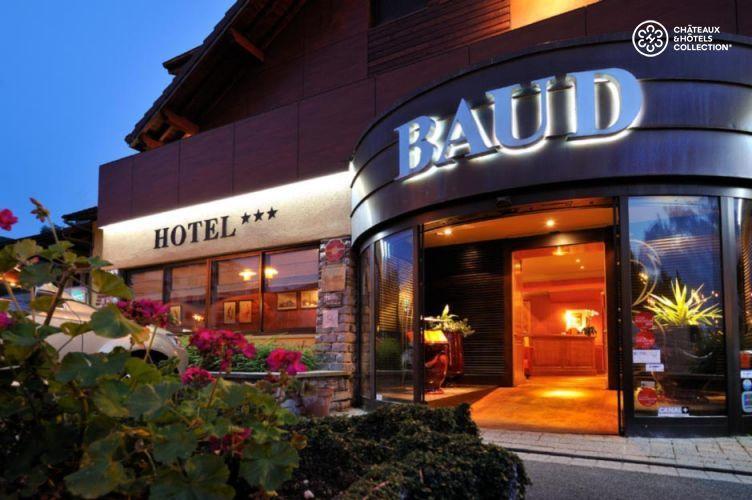 Hotel Restaurant Baud - L'Hôtel Restaurant Baud