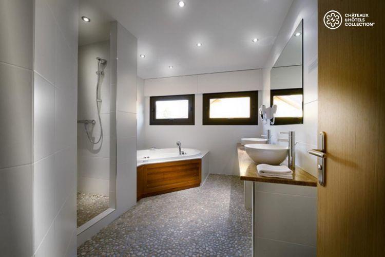 Hotel Restaurant Baud - Salle de bains