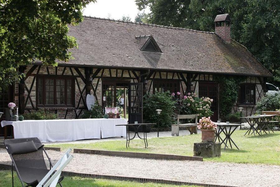 Moulin de Fourges - Salle de réception 13