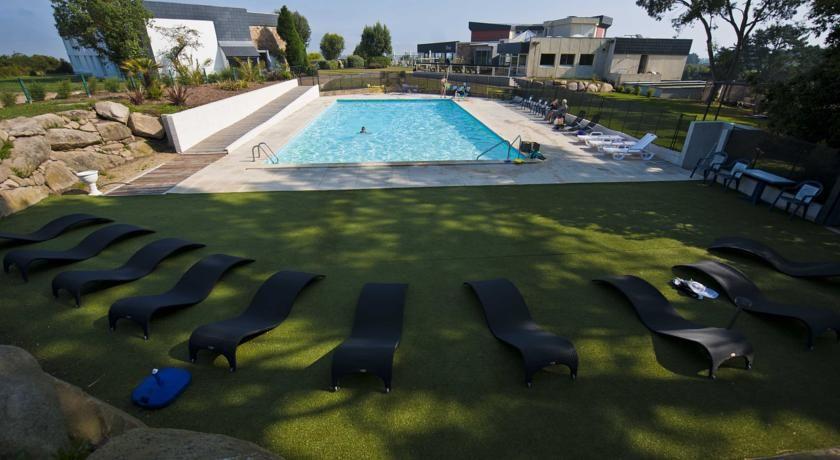 Golf de Saint Samson - La piscine