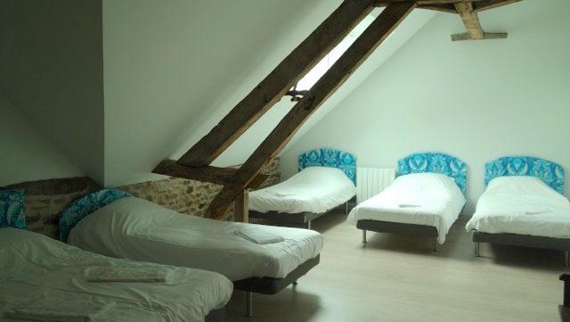 Domaine de la Haye d'Irée - Les dortoirs