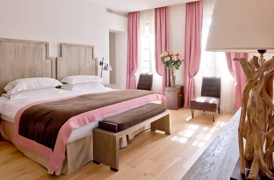 Le Couvent des Minimes Hotel spa - Chambre(5)