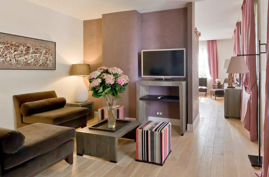 Le Couvent des Minimes Hotel spa - Chambre(6)
