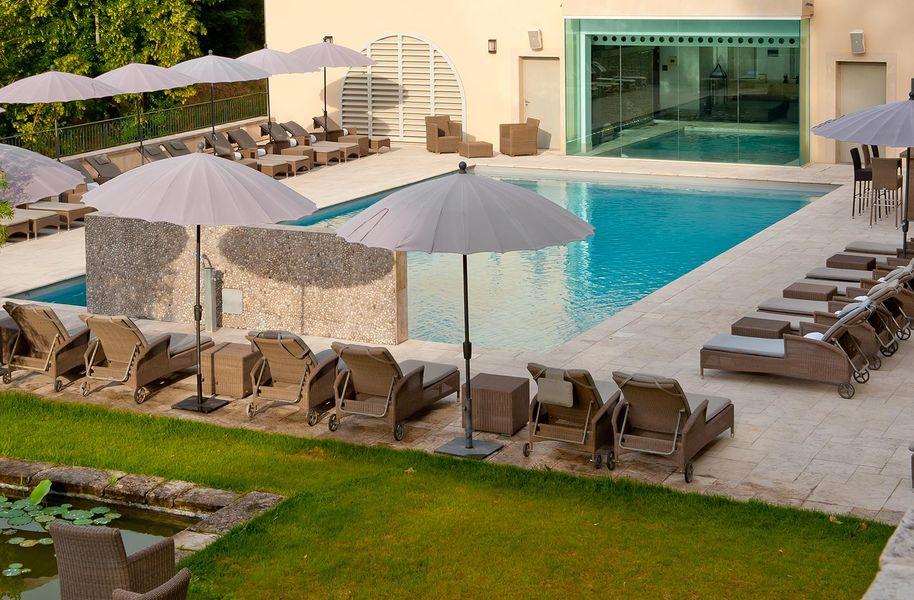 Le Couvent des Minimes Hotel spa - Plat (7)