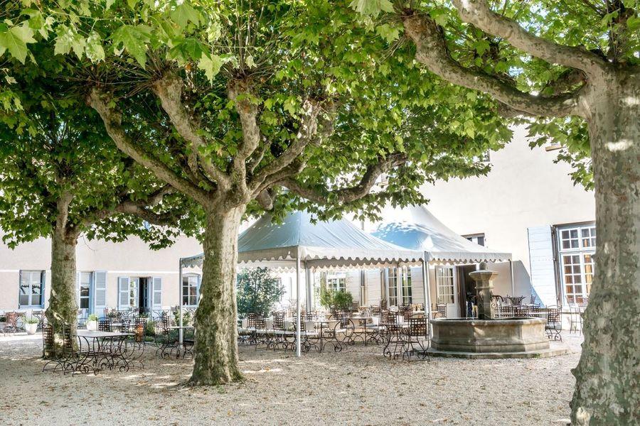 Chateau Talluy - La Terrasse