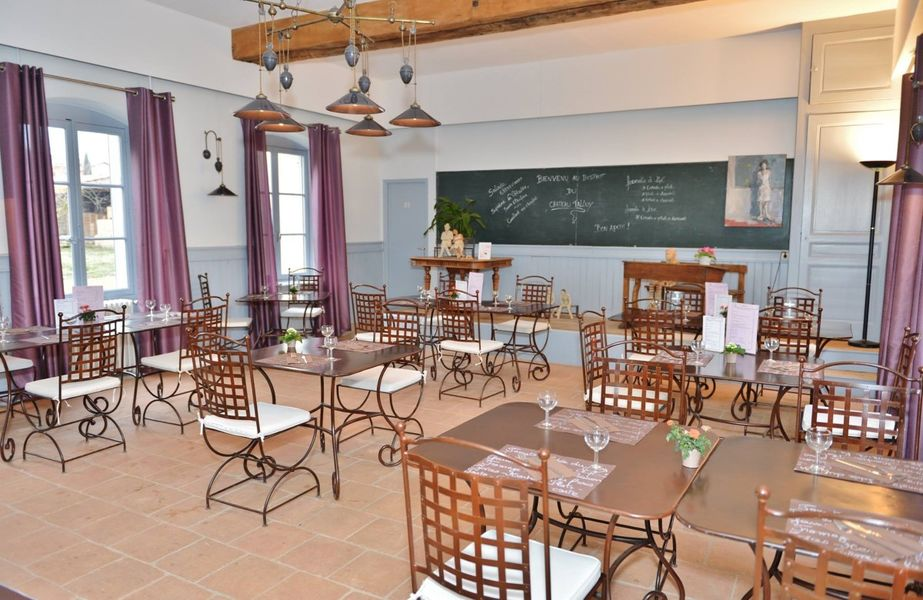 Chateau Talluy - Salle de Classe (1)