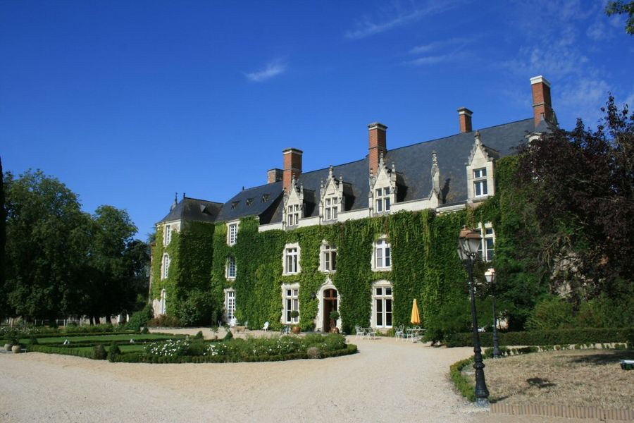 Château de l'Epinay - Vue extérieure