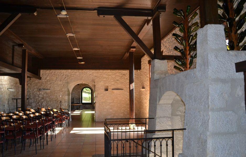 Chateau de Menthon Saint Bernard - Salle de réception
