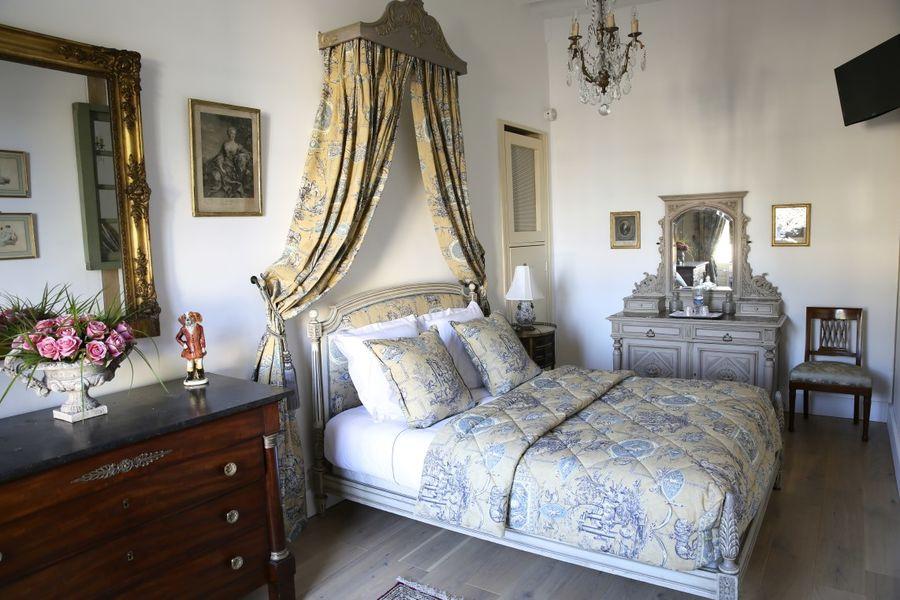 Château de Maudetour - Chambre 3