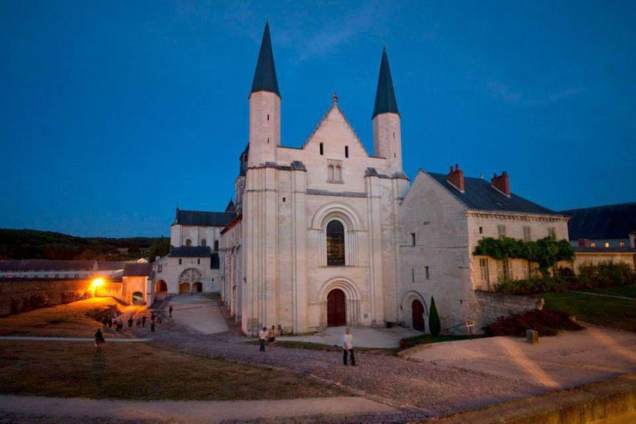 Abbaye Royale de Fontevraud - Vue extérieure