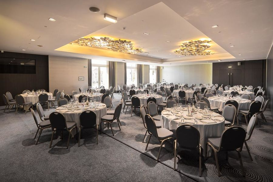 Intercontinental Marseille Hotel Dieu - Salle des Cordelles (en Banquet) 01