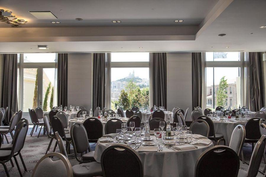 Intercontinental Marseille Hotel Dieu - Salle des Cordelles (en Banquet) 03