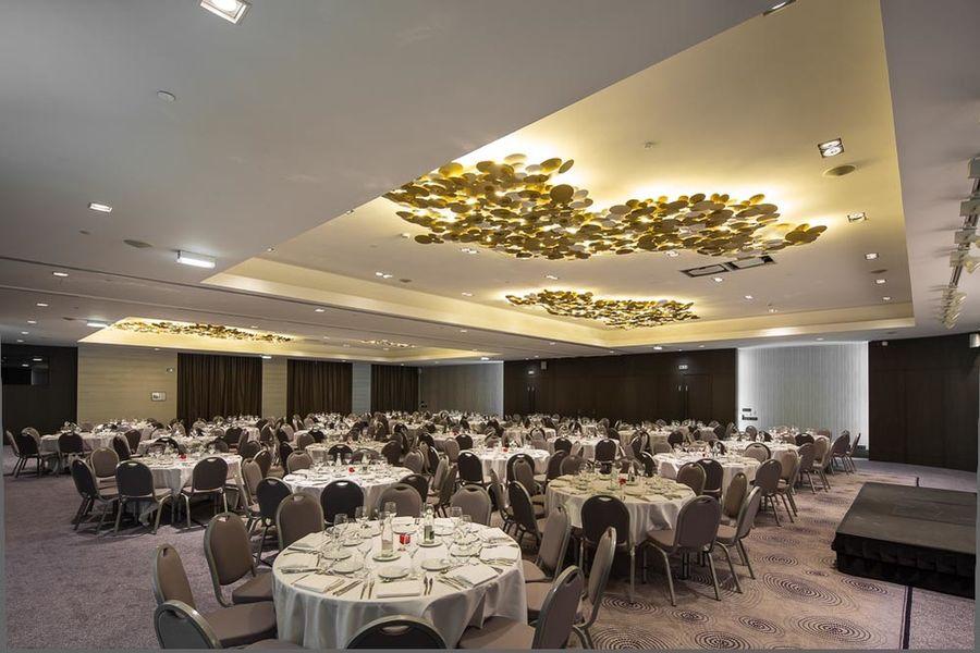 Intercontinental Marseille Hotel Dieu - Salle des Honneurs (en Banquet) 03