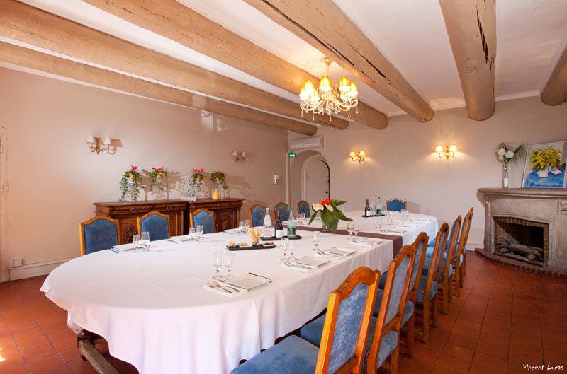 Club du Vieux Port - Salon Cheminée (2)