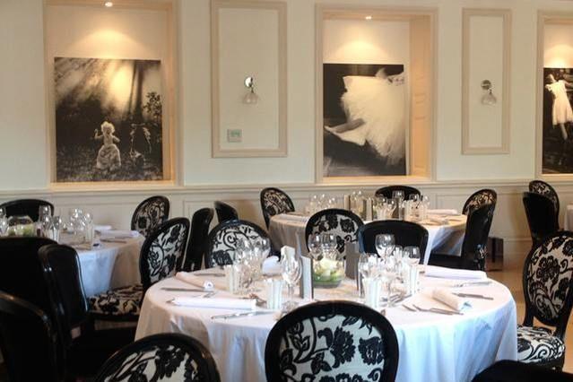 Espace de Reception Restaurant Le 1838 - Billie Holiday