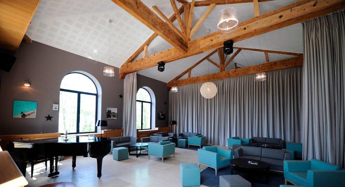 Espace de Reception Restaurant Le 1838 - Salle de Réception (4)