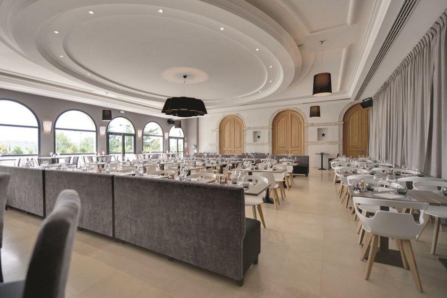 Espace de Reception Restaurant Le 1838 - Salle de Réception (5)