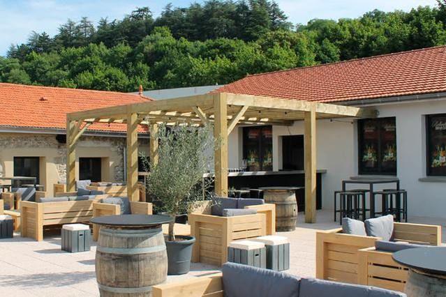 Espace de Reception Restaurant Le 1838 - Terrasse (1)