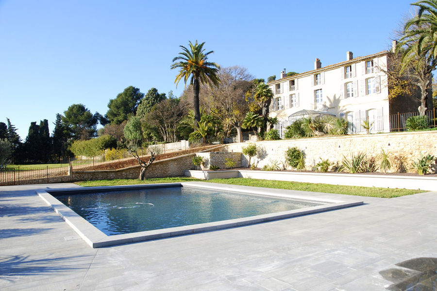 la Villa Brignac - Bastide & Piscine