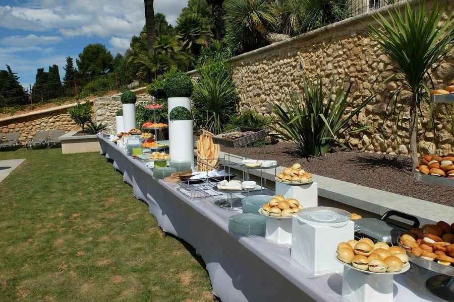 la Villa Brignac - Terrasse & Piscine (3)