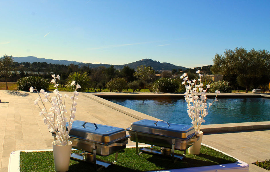 la Villa Brignac - Terrasse & Piscine (5)