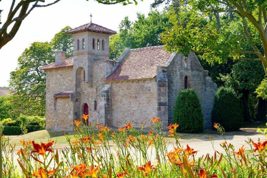 Domaine de la Corbe - La petite chapelle