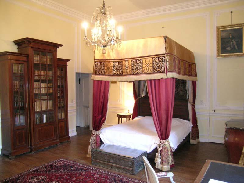 Chateau de Courtalain - Chambre 1