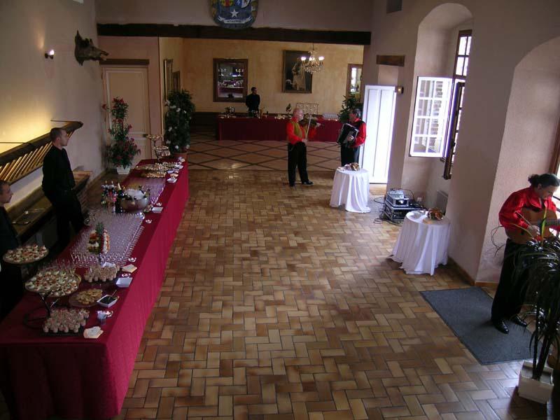 Chateau de Courtalain - Salle des Rois