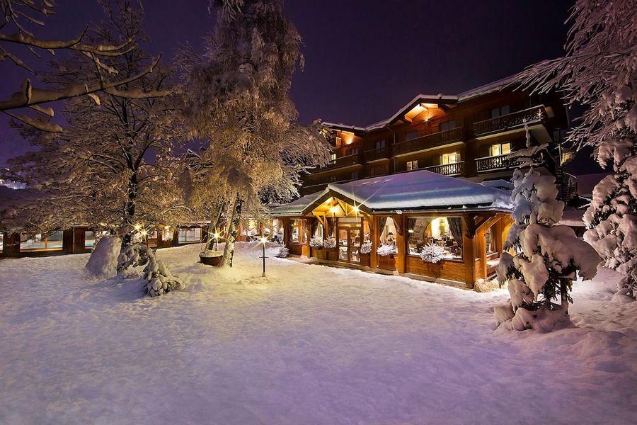 Hotel Beauregard La Clusaz - En Hiver