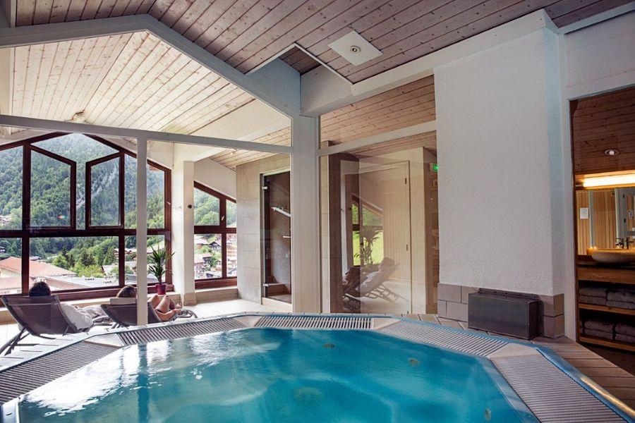 Hotel Beauregard La Clusaz - Espace bien-être