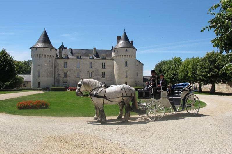 Château de Marçay - Extérieur 1