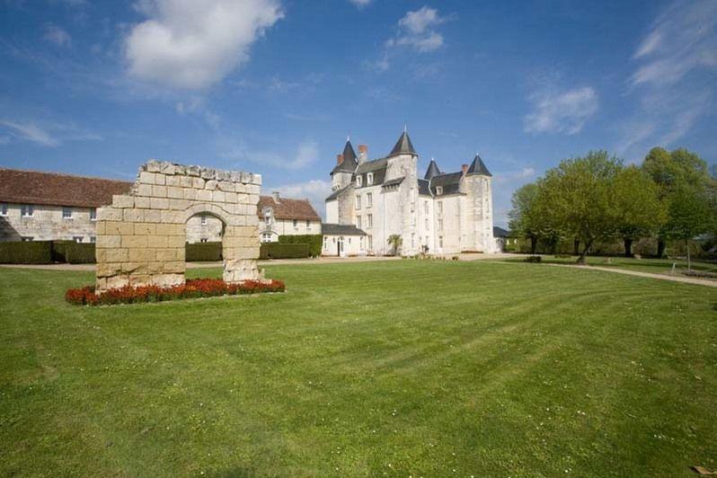 Château de Marçay - Extérieur 2