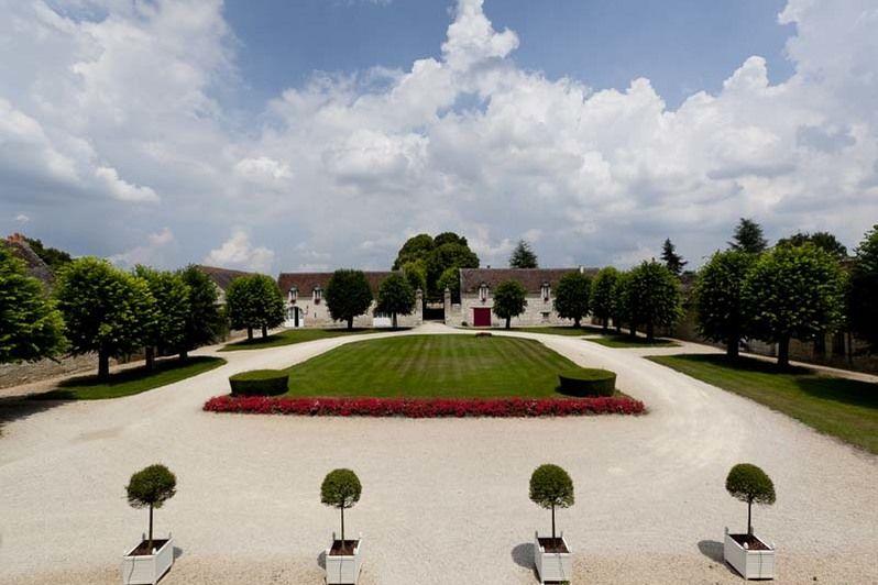 Château de Marçay - Extérieur 3