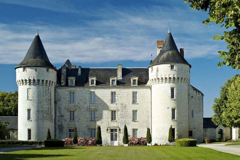Château de Marçay - Extérieur
