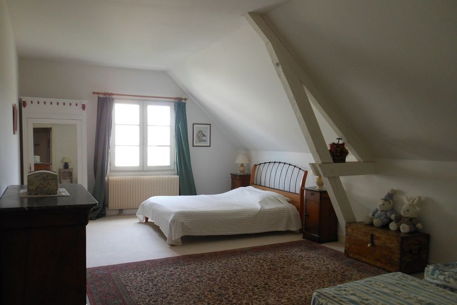 Manoir de la Roussellière - Gîte Le Poulailler-Le Portail 1