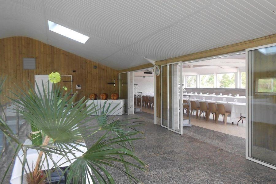 Gites de Chatillon Saint Jean - Salle Altesse (5)