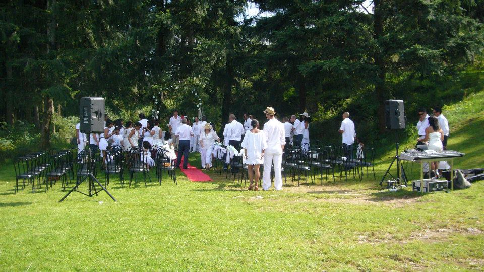 Centre Aide Loisirs Sylvagois - Cérémonie extérieure (1)