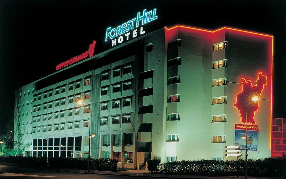 Hotel Forest Hill Meudon Velizy - Façade