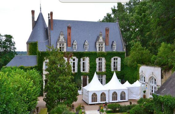 Château de Pray - Barnum